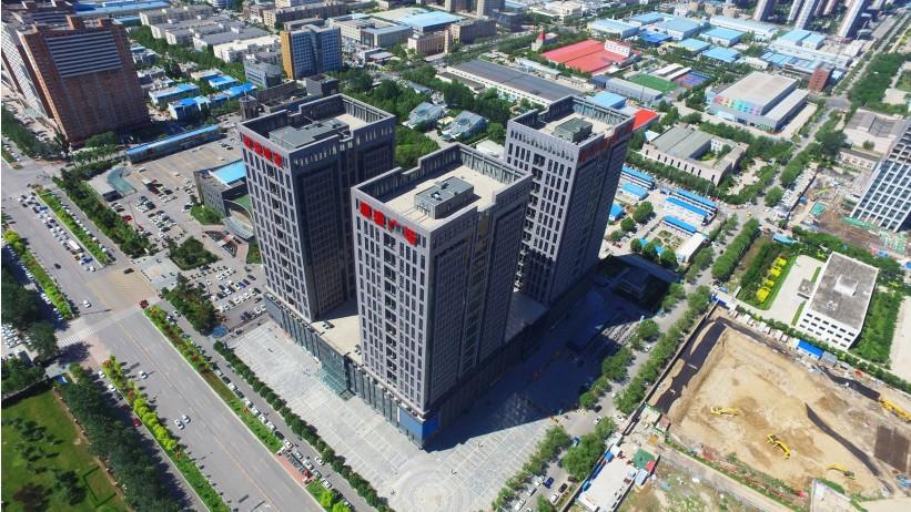 電谷·中央時(shi)區(qu)——保定市建築設計(ji)院有xing)薰gong)司